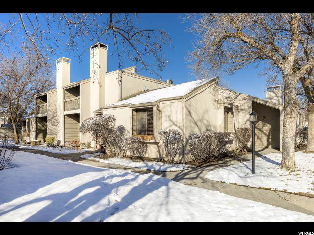 1648 E Saint James Pl, Salt Lake City, UT 84121 (#1650121) :: The Fields Team