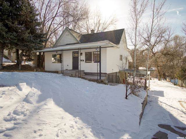 729 E 30TH St S, Ogden, UT 84401 (MLS #1650127) :: Lawson Real Estate Team - Engel & Völkers