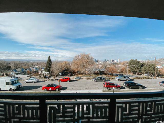 515 S 1000 E #103, Salt Lake City, UT 84102 (#1650130) :: Exit Realty Success