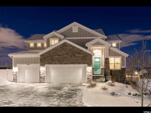 6461 W Chan Reese Dr, West Jordan, UT 84081 (#1650139) :: Exit Realty Success