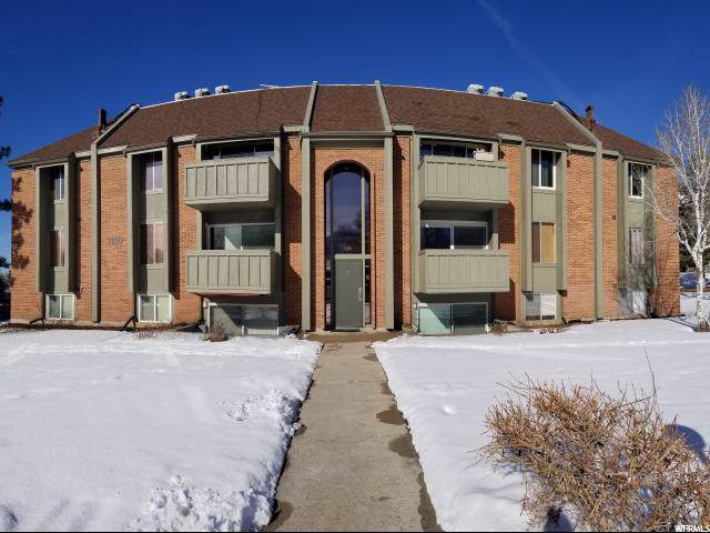 1180 S Foothill Dr E #725, Salt Lake City, UT 84108 (#1650143) :: Colemere Realty Associates