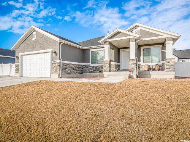 1308 W 300 S, Spanish Fork, UT 84660 (#1650151) :: Big Key Real Estate