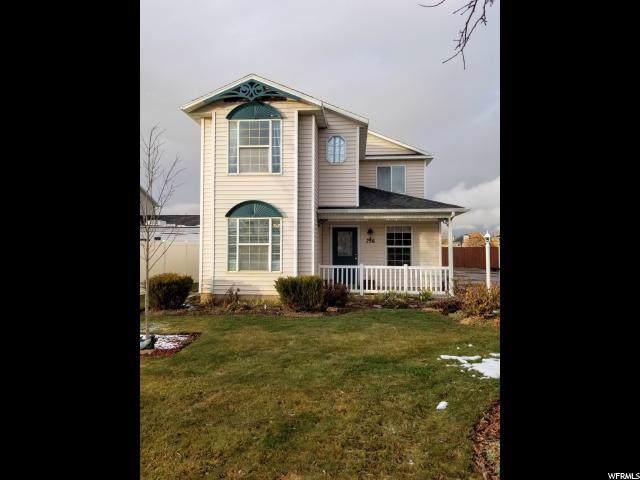 756 W 250 N, Spanish Fork, UT 84660 (#1650152) :: Big Key Real Estate