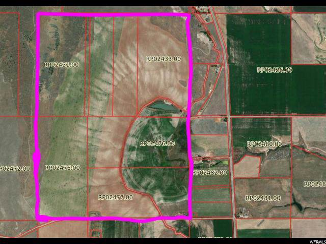 2700 S Westside Hwy, Weston, ID 83286 (#1650165) :: The Fields Team