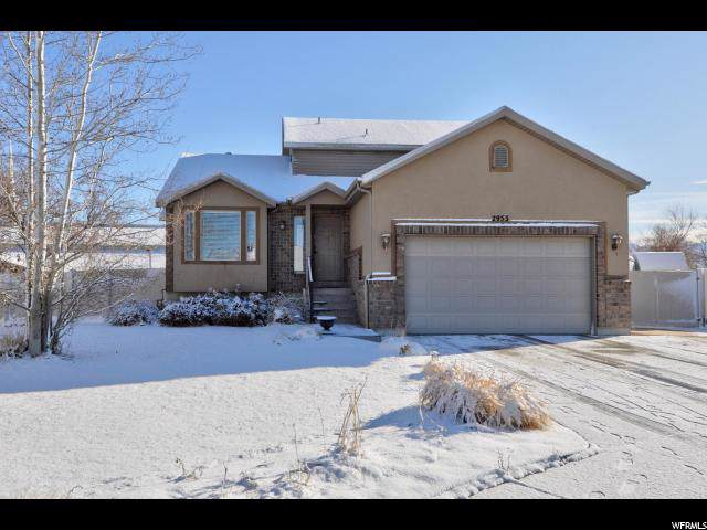 2953 S Lazy J Cir, West Valley City, UT 84120 (#1650166) :: Doxey Real Estate Group