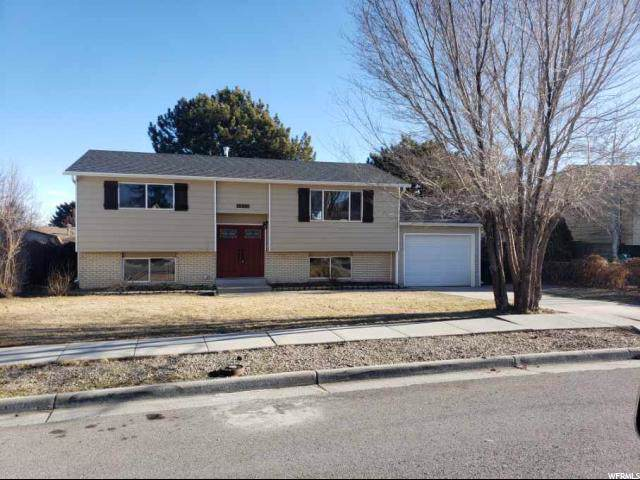 5295 S Kingswood Dr, Taylorsville, UT 84129 (#1650170) :: Exit Realty Success