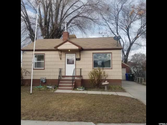 11 E Cordelia Ave, Salt Lake City, UT 84115 (#1650177) :: Doxey Real Estate Group