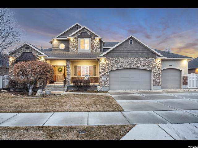 3542 W Via Sudeste Way, South Jordan, UT 84095 (#1650180) :: Red Sign Team