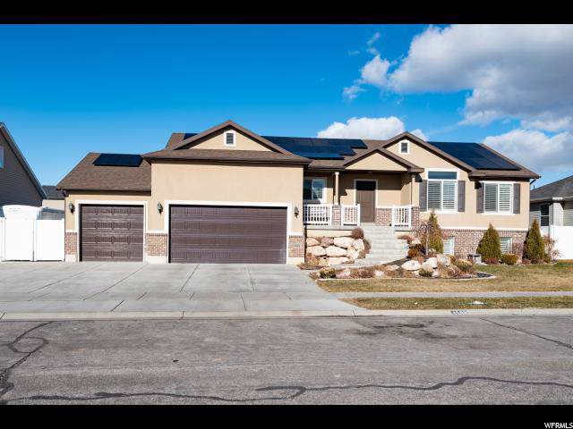 4598 W 5800 S, Hooper, UT 84315 (#1650194) :: Big Key Real Estate