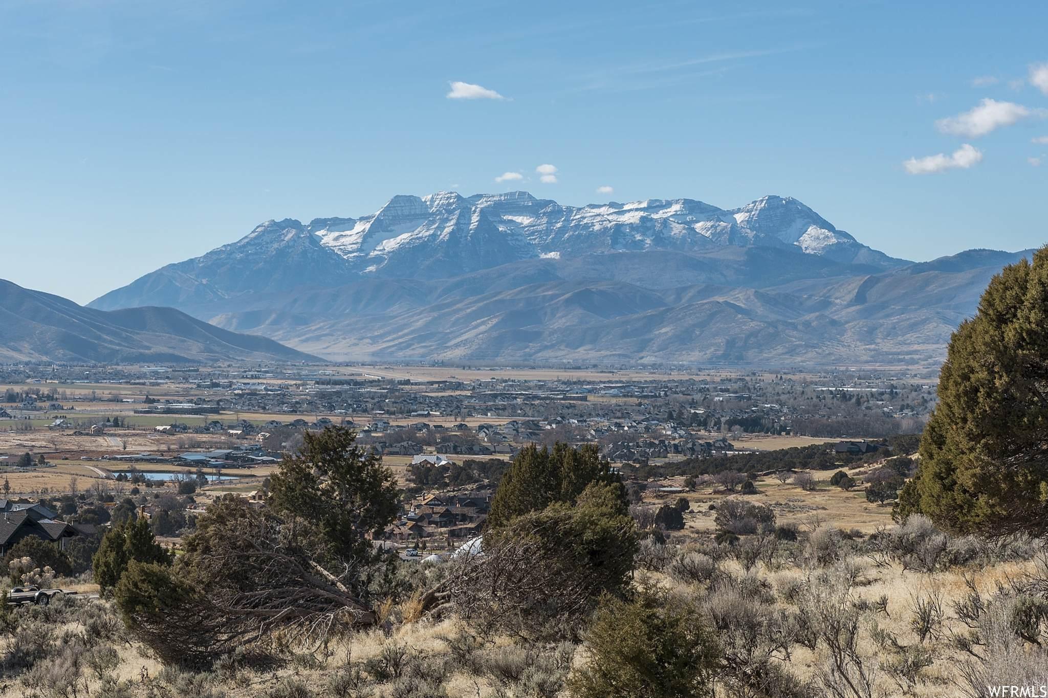 556 N Ibapah Peak Dr, Heber City, UT 84032 (MLS #1650195) :: High Country Properties