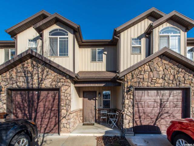 1110 W Lancelot Ln, West Haven, UT 84401 (#1650203) :: Doxey Real Estate Group
