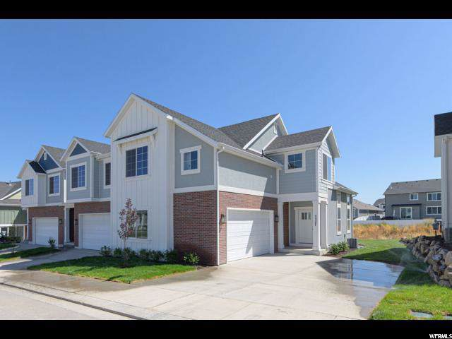 5378 W Autumn Moon Ln #123, Herriman, UT 84096 (#1650206) :: Colemere Realty Associates