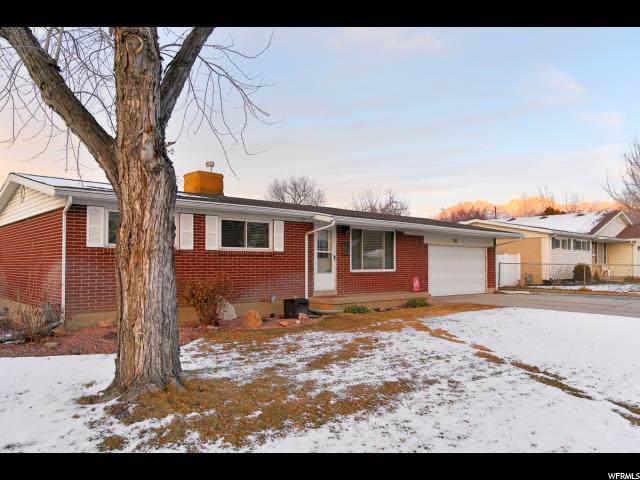 133 E Celeste Dr, Midvale, UT 84047 (#1650209) :: Bustos Real Estate | Keller Williams Utah Realtors