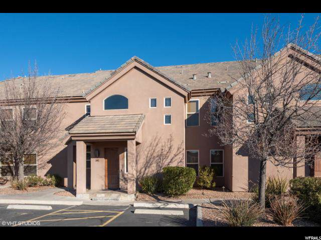 1839 W Canyon View Drive #202, St. George, UT 84770 (#1650212) :: RE/MAX Equity