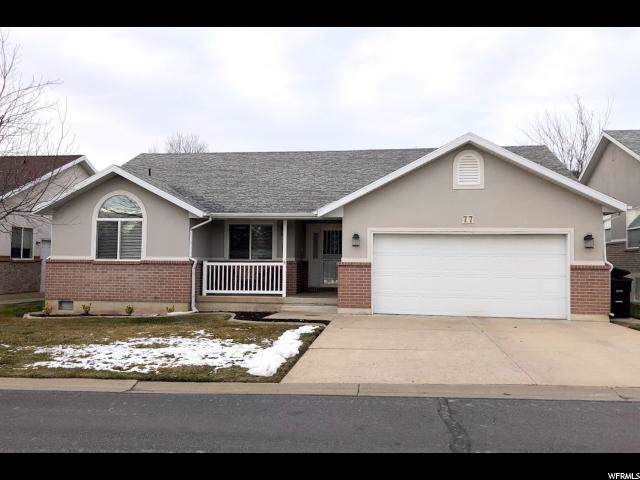 77 E Belmore Dr S, Kaysville, UT 84037 (#1650235) :: Red Sign Team