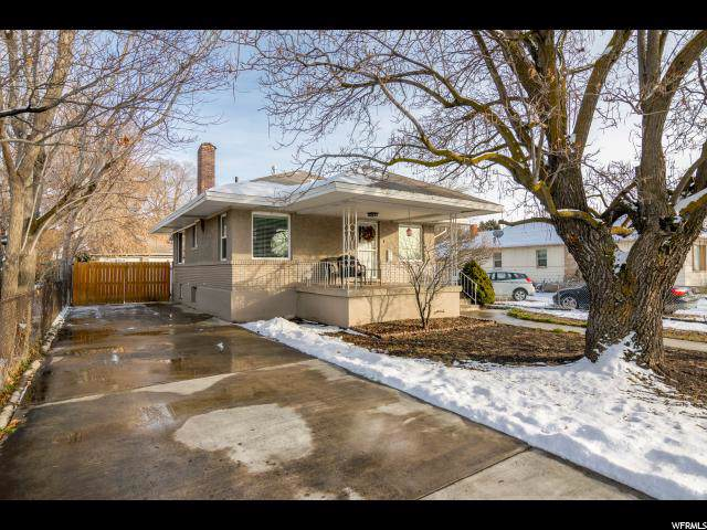 2513 S 700 E, Salt Lake City, UT 84106 (#1650238) :: Colemere Realty Associates