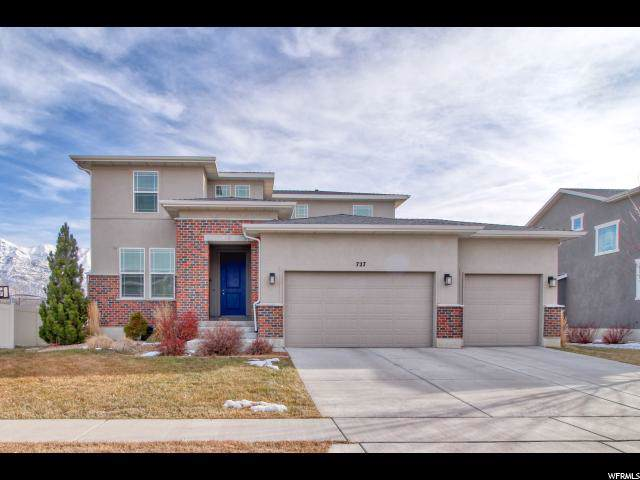 727 S 120 W, American Fork, UT 84003 (#1650256) :: Bustos Real Estate | Keller Williams Utah Realtors