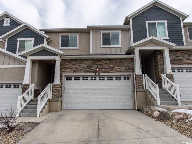 4431 W Hill Shadow Way, Herriman, UT 84096 (#1650270) :: Bustos Real Estate | Keller Williams Utah Realtors