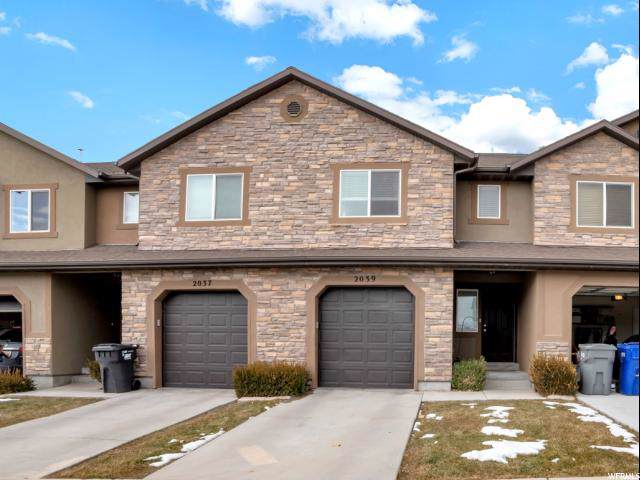 2039 N Belmont Dr, Saratoga Springs, UT 84045 (#1650271) :: Colemere Realty Associates