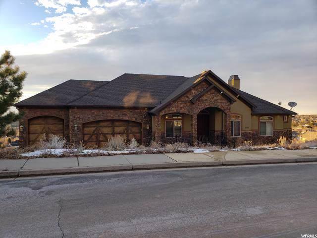 2208 E Kodiak Ct, Draper, UT 84020 (#1650273) :: Big Key Real Estate