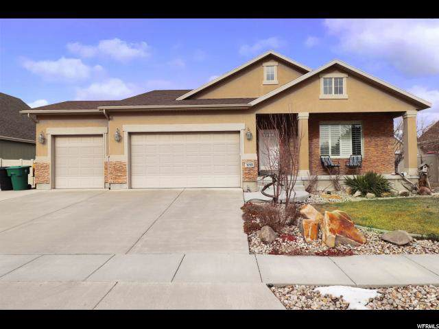 1058 W Aaron Park Cir W, Murray, UT 84123 (#1650274) :: Bustos Real Estate | Keller Williams Utah Realtors
