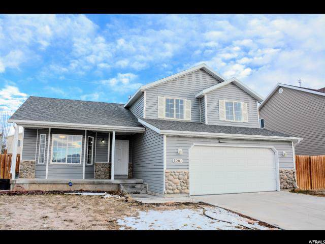 1081 S 900 W, Tooele, UT 84074 (#1650276) :: Red Sign Team