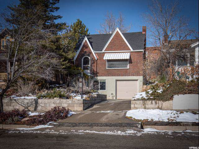 483 8TH Ave, Salt Lake City, UT 84103 (#1650289) :: Colemere Realty Associates