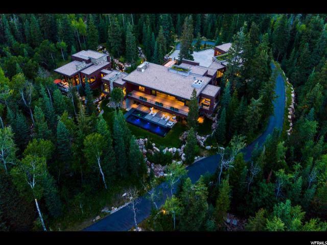 2470 White Pine Ln, Park City, UT 84060 (#1650295) :: Bustos Real Estate | Keller Williams Utah Realtors