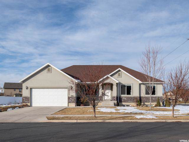 932 Sandbar Way, Spanish Fork, UT 84660 (#1650298) :: Doxey Real Estate Group
