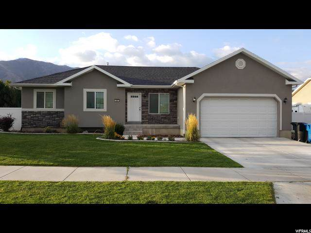 1007 W 1620 S, Payson, UT 84651 (#1650303) :: Doxey Real Estate Group