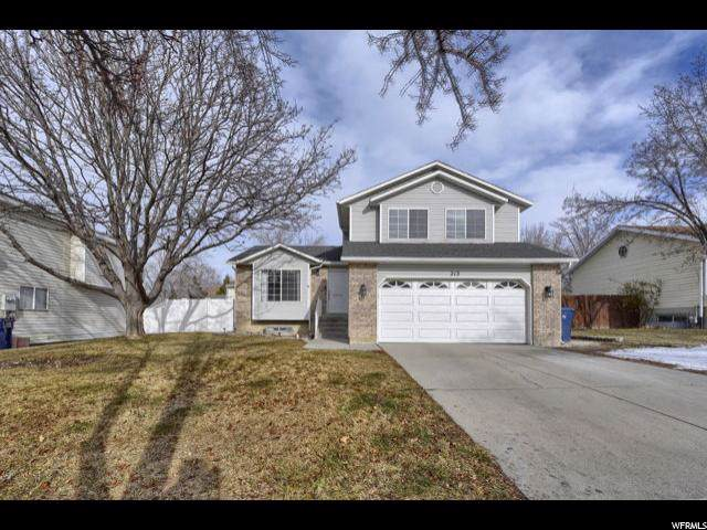 213 E Handcart Way S, Sandy, UT 84070 (#1650307) :: Big Key Real Estate
