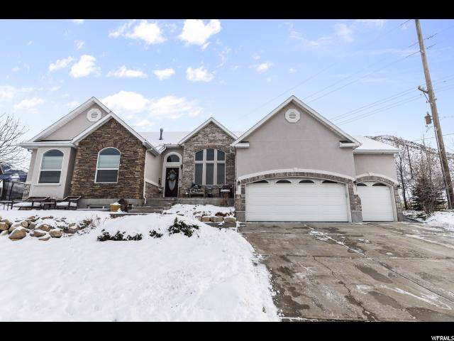175 Heritage Dr, Tooele, UT 84074 (#1650309) :: Red Sign Team