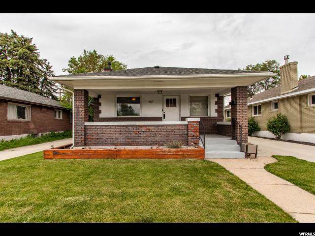 407 E Hollywood Ave, Salt Lake City, UT 84115 (#1650310) :: Colemere Realty Associates