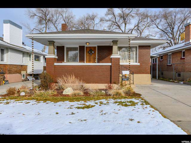 731 E Harrison Ave S, Salt Lake City, UT 84105 (#1650311) :: Colemere Realty Associates