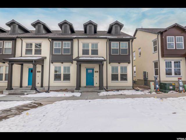5937 W Lake Ave S #114, South Jordan, UT 84009 (#1650312) :: Colemere Realty Associates