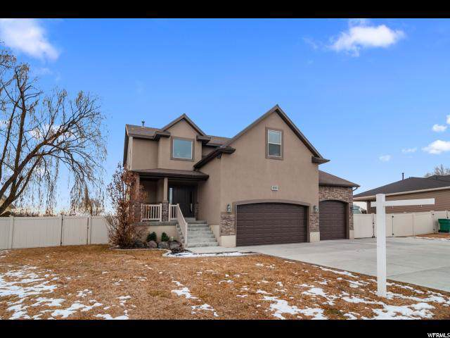5129 S 3450 W, Roy, UT 84067 (#1650324) :: Big Key Real Estate