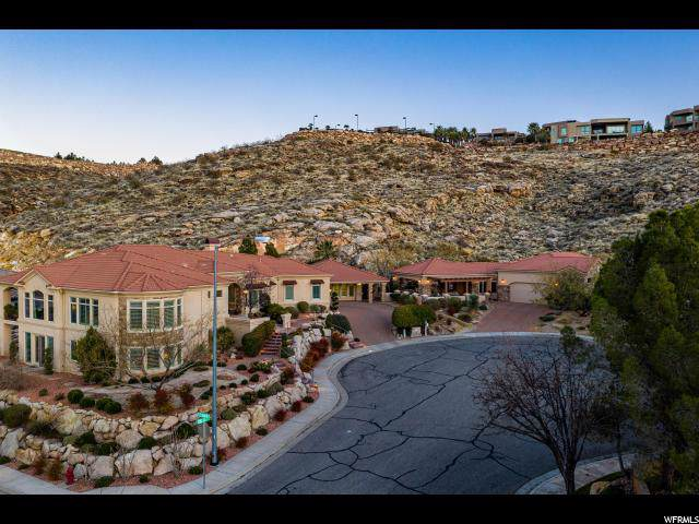1559 S Cobble Cove Cir, St. George, UT 84790 (#1650331) :: Doxey Real Estate Group