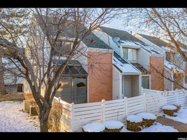 7005 S Essex Court Cir #5, Midvale, UT 84047 (#1650333) :: Bustos Real Estate | Keller Williams Utah Realtors