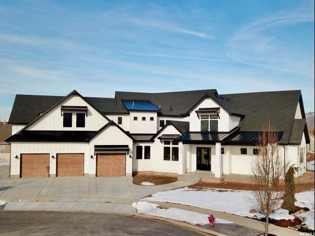 1829 S 1600 E, Spanish Fork, UT 84660 (#1650336) :: Doxey Real Estate Group