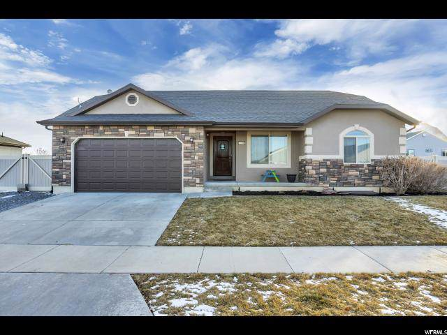 1289 S 1050 W, Payson, UT 84651 (#1650338) :: Doxey Real Estate Group