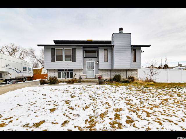 4349 S Early Duke St, West Valley City, UT 84120 (#1650344) :: Exit Realty Success