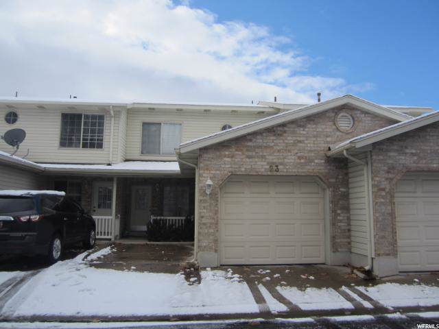 438 E Rosewood Ln E #23, Layton, UT 84041 (#1650346) :: The Canovo Group