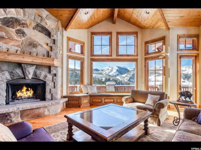 21 Silver Dollar Rd, Park City, UT 84060 (#1650362) :: Bustos Real Estate | Keller Williams Utah Realtors