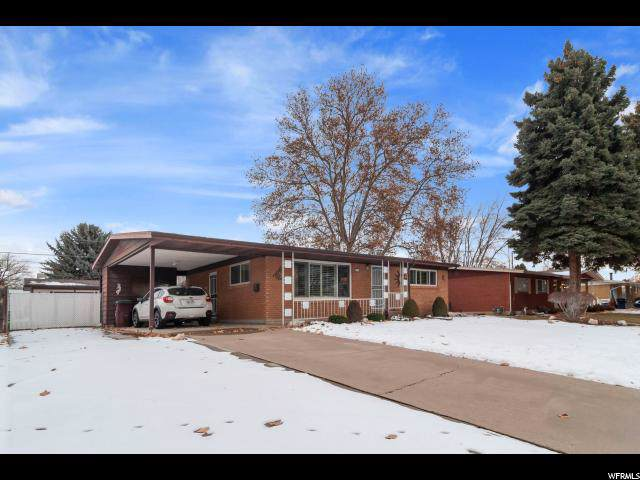 6064 S 2125 W, Roy, UT 84067 (#1650367) :: Big Key Real Estate