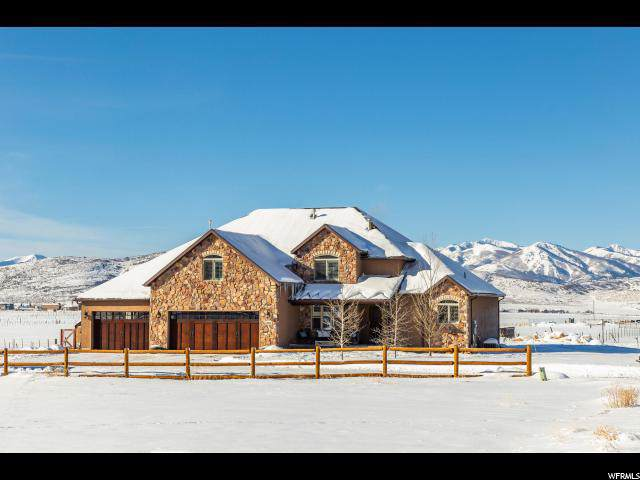 350 E 650 S, Kamas, UT 84036 (#1650378) :: Big Key Real Estate