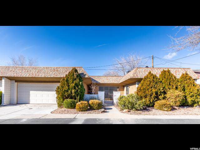 356 S 200 E #18, St. George, UT 84770 (#1650394) :: Colemere Realty Associates