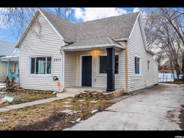 2915 Lincoln Ave, Ogden, UT 84401 (MLS #1650402) :: Lawson Real Estate Team - Engel & Völkers