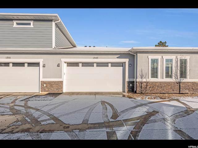 1347 W Bridal Veil Dr, Riverton, UT 84065 (MLS #1650404) :: Lawson Real Estate Team - Engel & Völkers