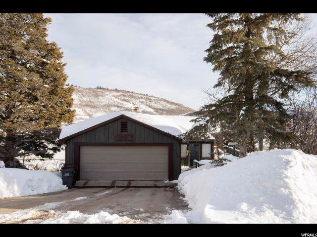 135 N Crestview Ter, Park City, UT 84098 (#1650409) :: Bustos Real Estate | Keller Williams Utah Realtors