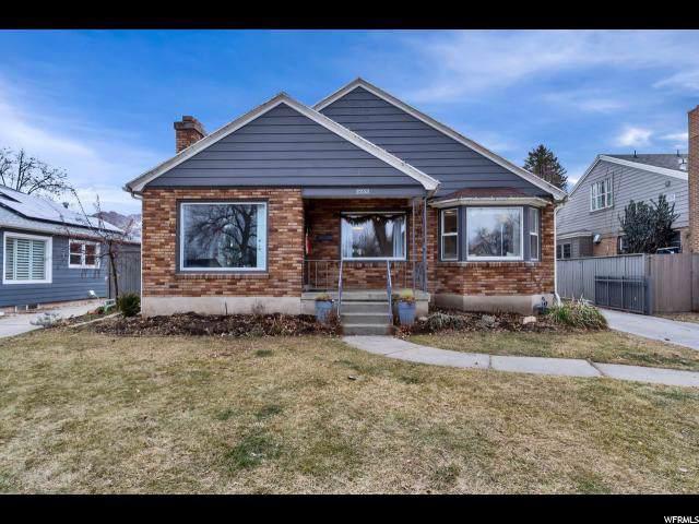 2253 S 1900 E, Salt Lake City, UT 84106 (#1650420) :: Doxey Real Estate Group